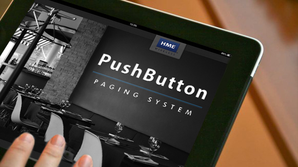 Call Systems Technology Push Button Paging App