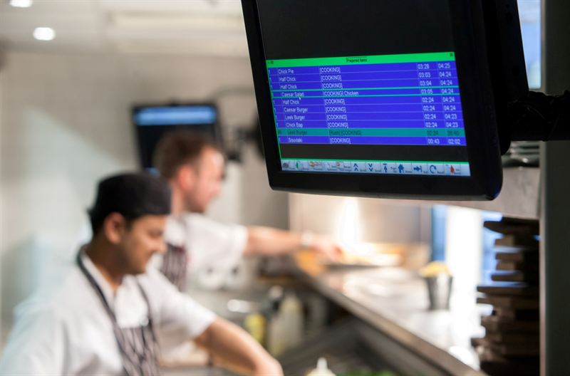 Call Systems Technology, ZOnal, Mitchell and Butlers, EPoS, Kitchen screens, qsr automations, kitchen automation