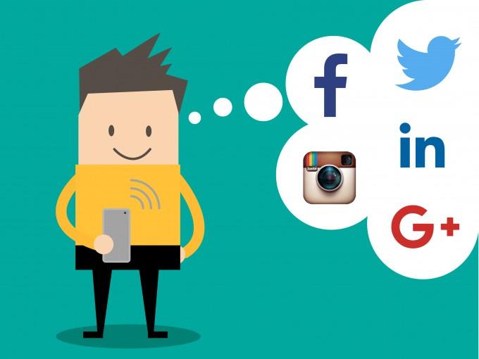 focus on social media