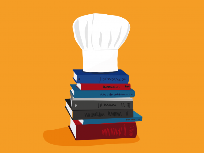 The best foodie novels for World Book Day