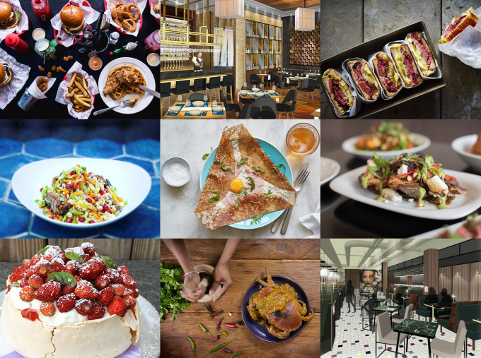 Hottest new restaurants opening in August