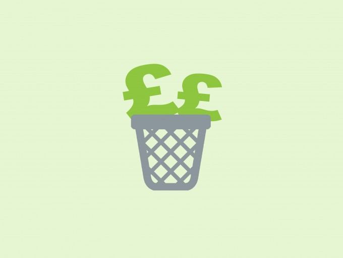 Waste not, want not - don't bin your profits