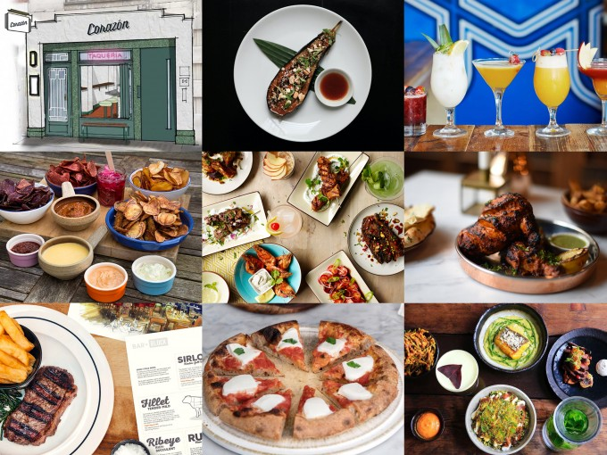 Hot new London restaurants opening in time for the holiday season%0D